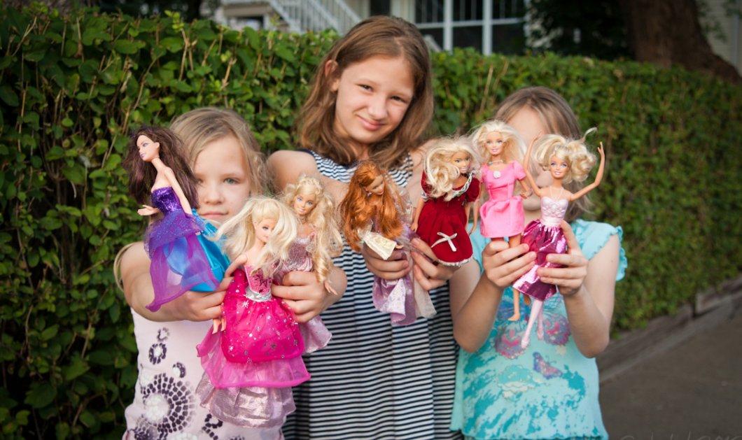 Τα κορίτσια που θέλουν να γίνουν πετυχημένοι ενήλικες δεν πρέπει να παίζουν με κούκλες - Τι λέει επιστημονική έρευνα - Κυρίως Φωτογραφία - Gallery - Video