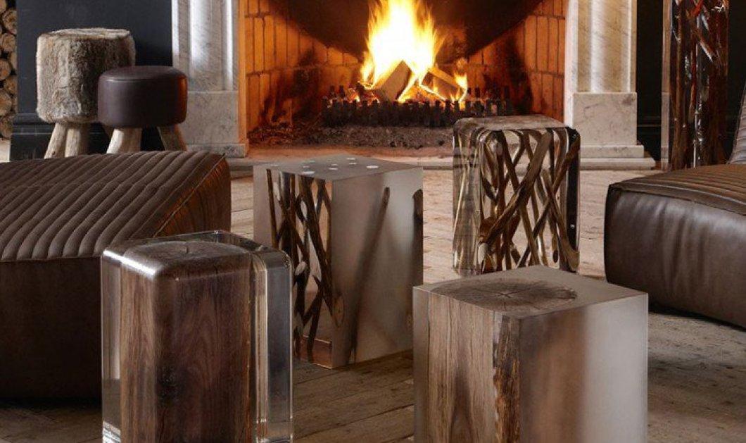 15 coffeetables που δεν έχετε ξαναδεί: Πρωτότυπα φανταστικά για το πιο χρήσιμο τραπέζι του σπιτιού     - Κυρίως Φωτογραφία - Gallery - Video