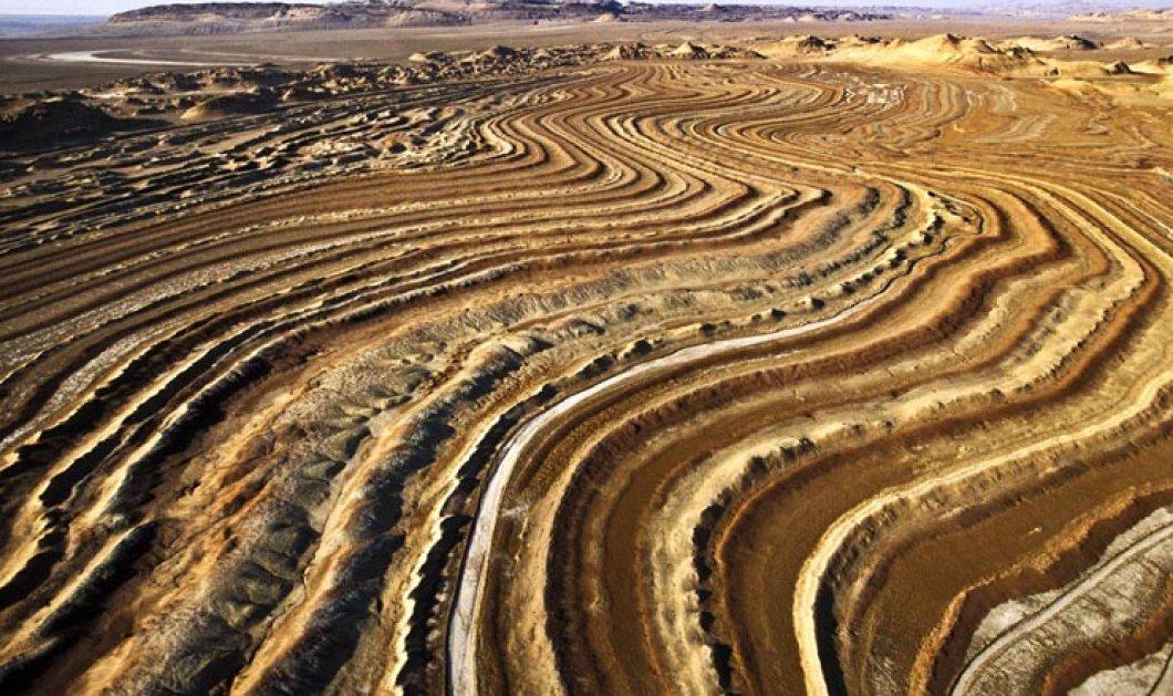 Η εκθαμβωτική & απόκοσμη έρημος αλατιού της Τεχεράνης - Μοιάζει με κύμα θάλασσας & έχει μήκος 800 χιλιόμετρα - Κυρίως Φωτογραφία - Gallery - Video