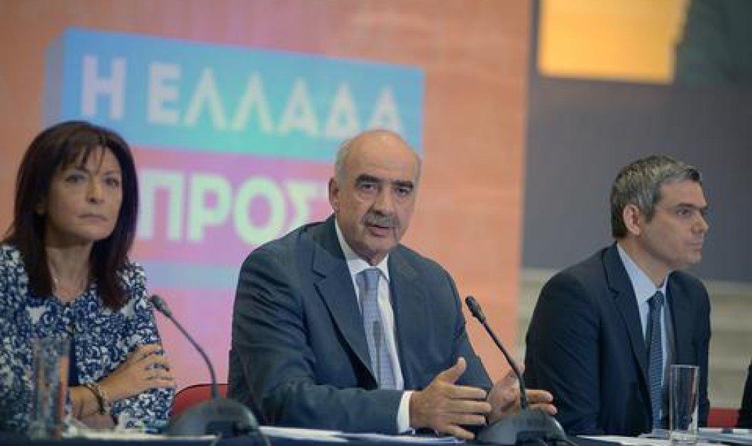Β.  Μεϊμαράκης από τη ΔΕΘ: Σαφώς και θα είμαι ο πρωθυπουργός & αν θέλει ο Τσίπρας Αντιπρόεδρος της κυβέρνησης - Κυρίως Φωτογραφία - Gallery - Video