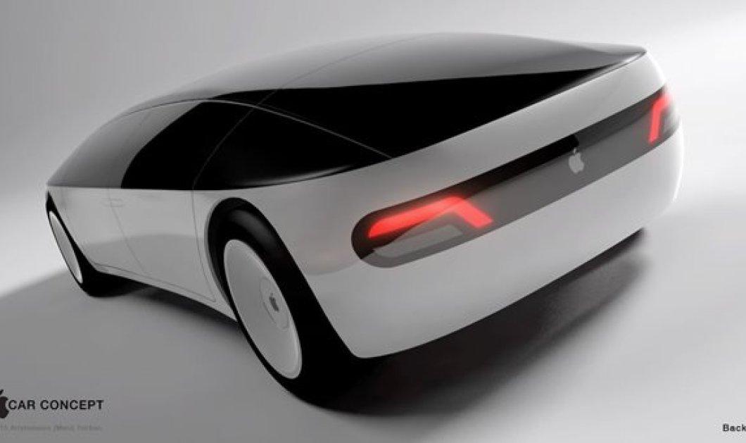 Και έξυπνο αυτοκίνητο ετοιμάζει η Apple - στους δρόμους το 2019 ή το 2020 - Κυρίως Φωτογραφία - Gallery - Video