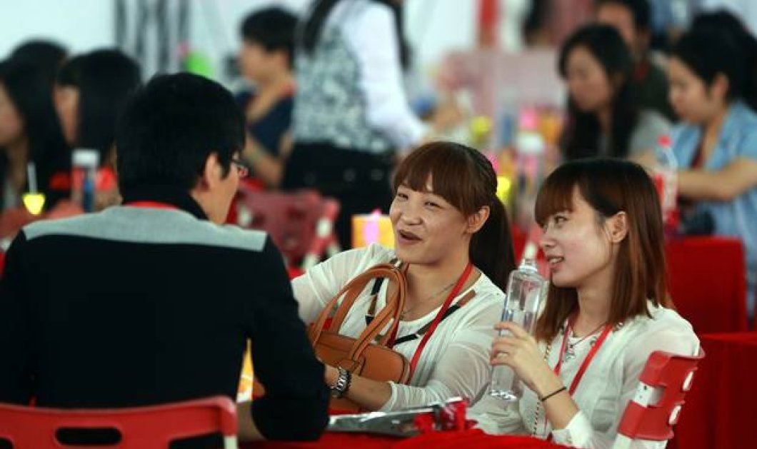 Donguan: Η πόλη - παράδεισος για τους άντρες - Τουλάχιστον 3 γυναίκες δικαιούνται με άγραφο νόμο   - Κυρίως Φωτογραφία - Gallery - Video