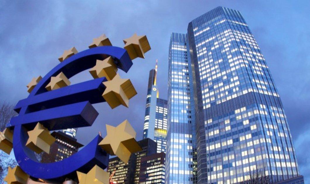 Αμετάβλητη η χρηματοδότηση από την ΕΚΤ - Νέα μείωση της εξάρτησης των ελληνικών τραπεζών τον Αύγουστο    - Κυρίως Φωτογραφία - Gallery - Video