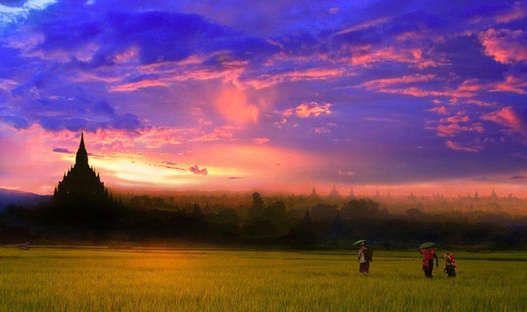 Εκπληκτικές φωτογραφίες τοπίων το ηλιοβασίλεμα ή την αυγή τραβηγμένες από.. συνταξιούχο - Κυρίως Φωτογραφία - Gallery - Video
