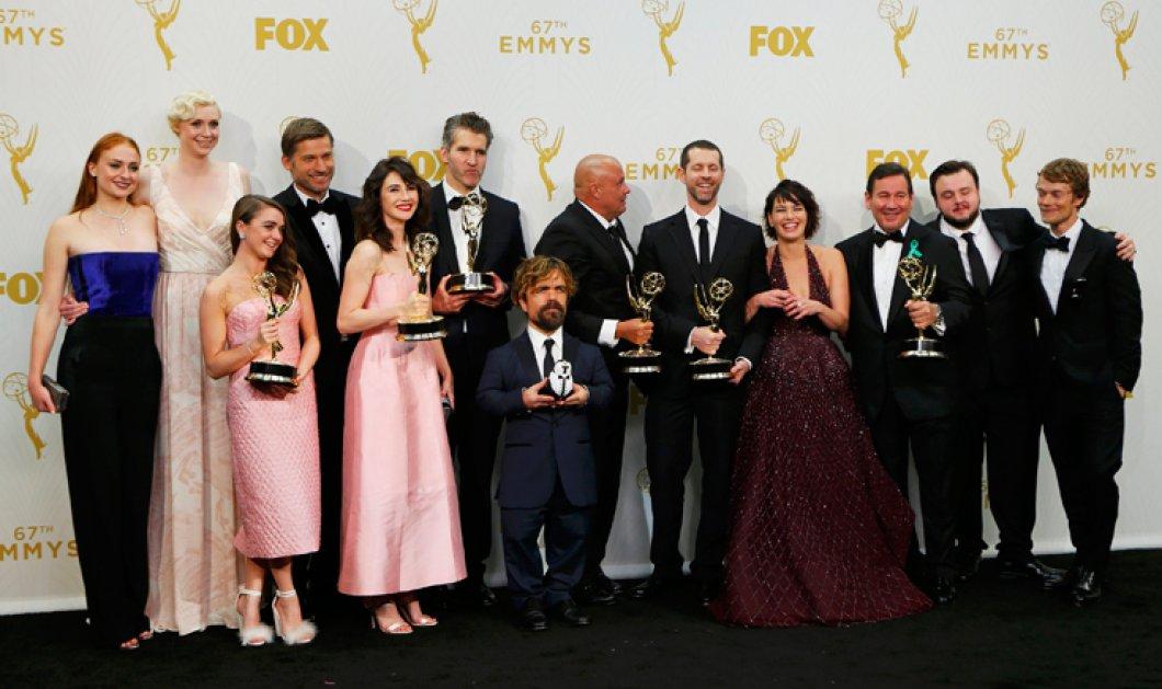 «Σάρωσε» στα EMMY το Game of Thrones με 12 βραβεία - Νύχτα θριάμβου για τη σειρά-φαινόμενο  - Κυρίως Φωτογραφία - Gallery - Video