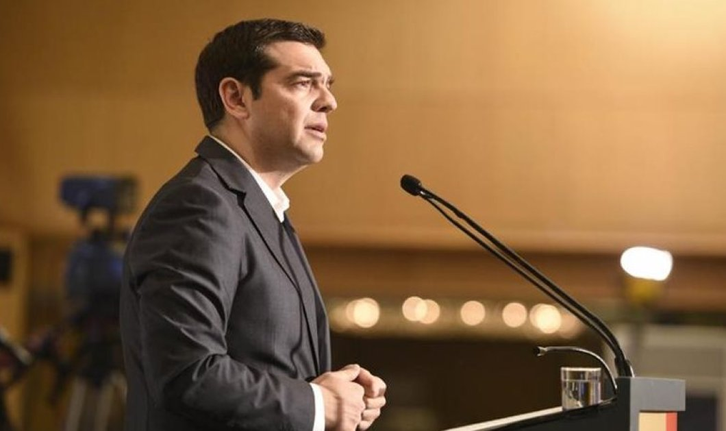 Ο Αλέξης Τσίπρας θα συναντήσει τις διευθυντικές ομάδες των Wall Street Journal & New York Times  - Κυρίως Φωτογραφία - Gallery - Video