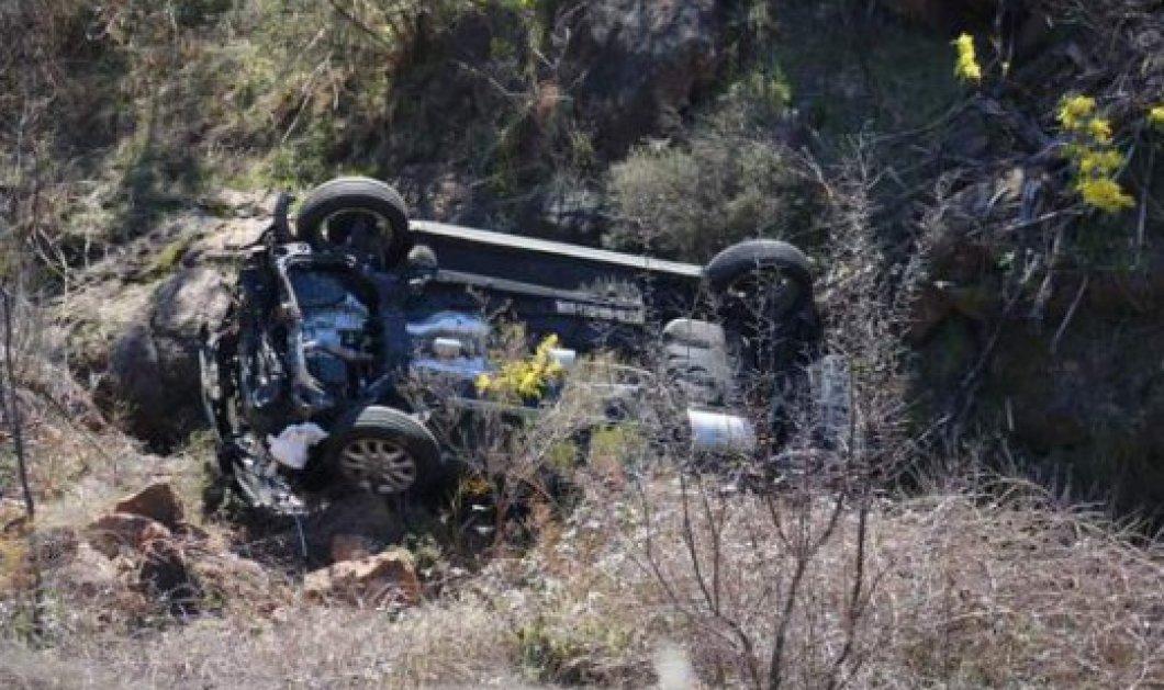 Απίστευτο περιστατικό στις ΗΠΑ: 19χρονη βρέθηκε ζωντανή μια εβδομάδα μετά το ατύχημα με το Ι.Χ. της  - Κυρίως Φωτογραφία - Gallery - Video