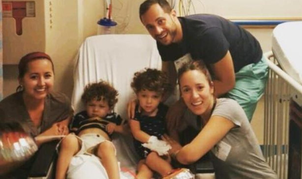 Ο γιος της Καλομοίρας πάσχει από σπάνια ασθένεια - Το συγκινητικό κείμενο που ανέβασε στο Instagram - Κυρίως Φωτογραφία - Gallery - Video