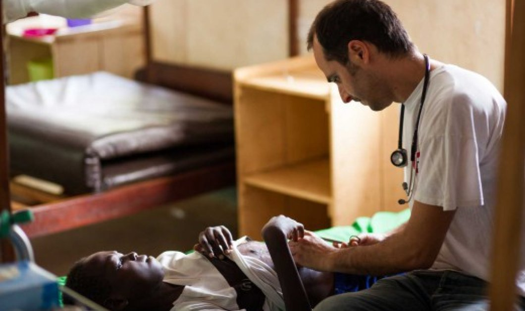 25 χρόνια Γιατροί Χωρίς Σύνορα στην Ελλάδα - Δείτε τη νέα τους καμπάνια - Κυρίως Φωτογραφία - Gallery - Video