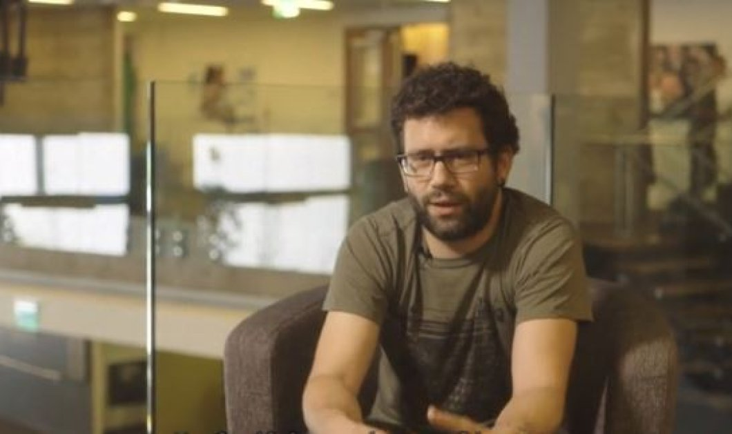 Made in Greece: Αργύρης Ζύμνης -O Έλληνας που πούλησε την start up του στο Twitter και τώρα δουλεύει γι αυτό - Κυρίως Φωτογραφία - Gallery - Video