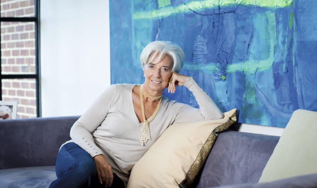 Οι Γάλλοι είναι έτοιμοι για την πρώτη γυναίκα Πρόεδρο της ιστορίας τους - Kαι το όνομα αυτής Κριστίν - Κυρίως Φωτογραφία - Gallery - Video