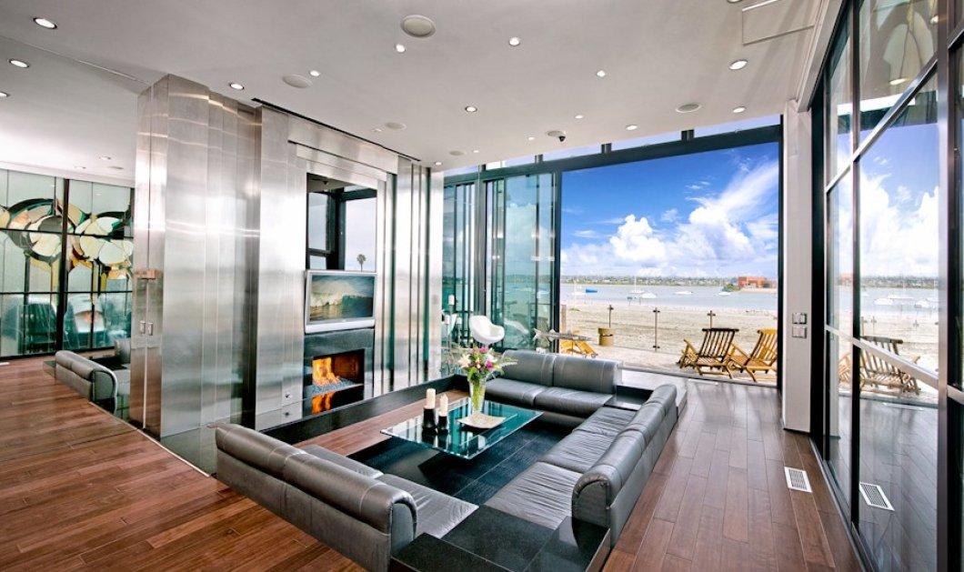 15 ιδέες για καναπέδες που βυθίζεσαι μέσα τους & κάθεσαι για tv, χάζι ή κουβεντολόϊ - Κυρίως Φωτογραφία - Gallery - Video