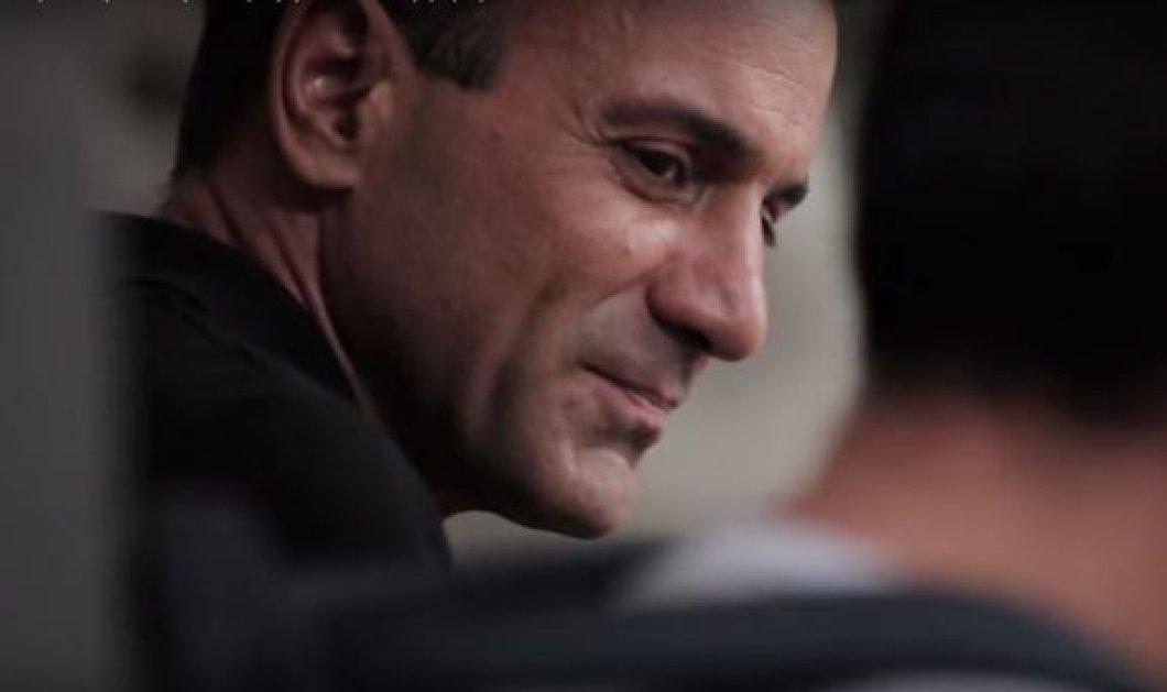 Νέο προεκλογικό σποτ της ΛΑ. Ε: O Λαπαβίτσας γίνεται... Σ. Θεοδωράκης - Κυρίως Φωτογραφία - Gallery - Video