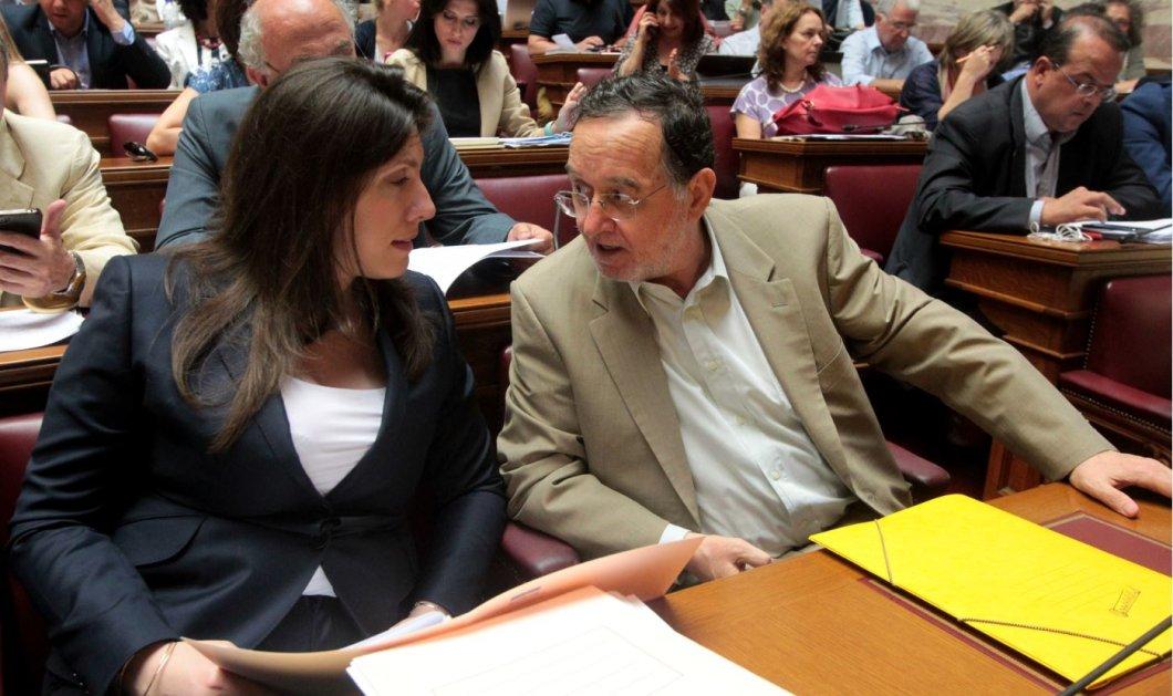 Συνέντευξη Τύπου Π. Λαφαζάνη - Ζ. Κωνσταντοπούλου αύριο στη ΔΕΘ  - Κυρίως Φωτογραφία - Gallery - Video