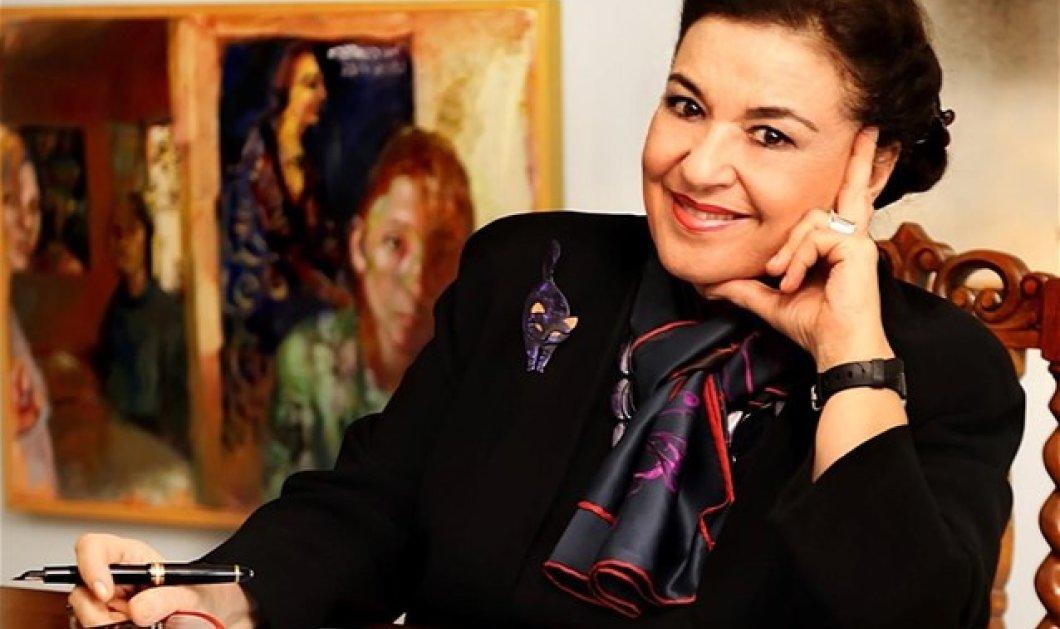 Top Woman η Μαρίνα Λαμπράκη - Πλάκα: 20 μέρες Υπουργός & πρόλαβε: Το Καλατράβα - διατηρητέο, εκθέσεις αρχαιοτήτων   - Κυρίως Φωτογραφία - Gallery - Video