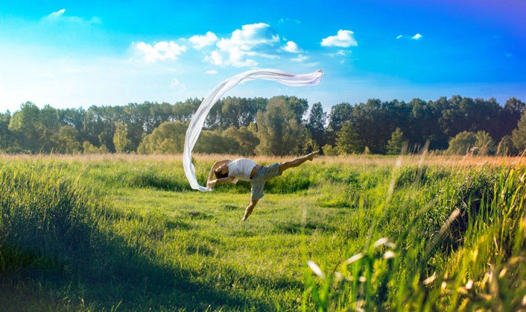 Αυτός ο άνδρας - χορευτής (να τον δουν όλες οι γυναίκες παρακαλώ) πηδάει στον αέρα & μας ξετρελαίνει   - Κυρίως Φωτογραφία - Gallery - Video