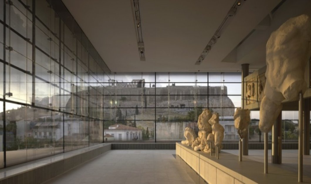 Good News: Το Μουσείο της Ακρόπολης στα 25 καλύτερα μουσεία του κόσμου - Κυρίως Φωτογραφία - Gallery - Video