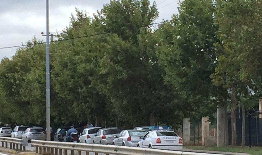 Έξι αυτοκίνητα με βαρύ οπλισμό, ένα φορτηγό & δύο μοτοσικλέτες βρέθηκαν σήμερα από την Αντιτρομοκρατική Υπηρεσία  - Κυρίως Φωτογραφία - Gallery - Video