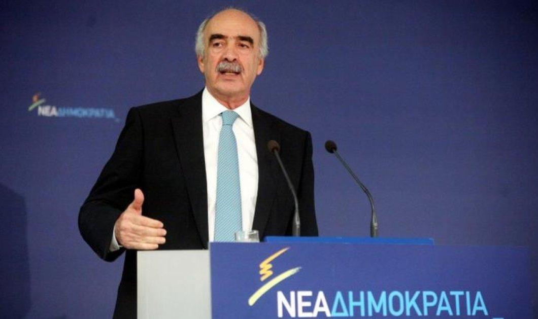 Ευ. Μεϊμαράκης: Προτεραιότητά μας είναι να πάρει ξανά μπροστά η οικονομία, να ξαναζωντανέψει η αγορά - Κυρίως Φωτογραφία - Gallery - Video