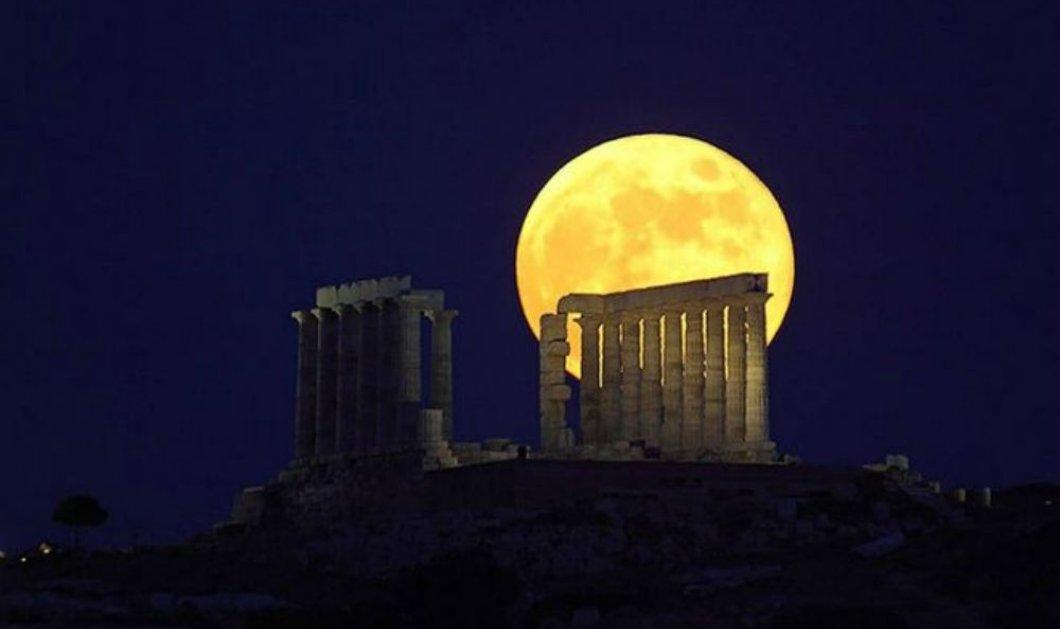 Έκλειψη σελήνης & Απόψε μαγεία: H πρώτη ολική έκλειψη Υπερπανσελήνου μετά από 33 χρόνια - Κυρίως Φωτογραφία - Gallery - Video