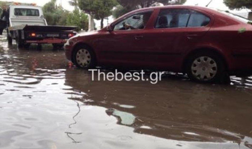 Πλημμύρες & καταστροφές σε όλη τη χώρα - Καλαμάτα, Πρέβεζα & Πάτρα δοκιμάζονται από την κακοκαιρία - Κυρίως Φωτογραφία - Gallery - Video