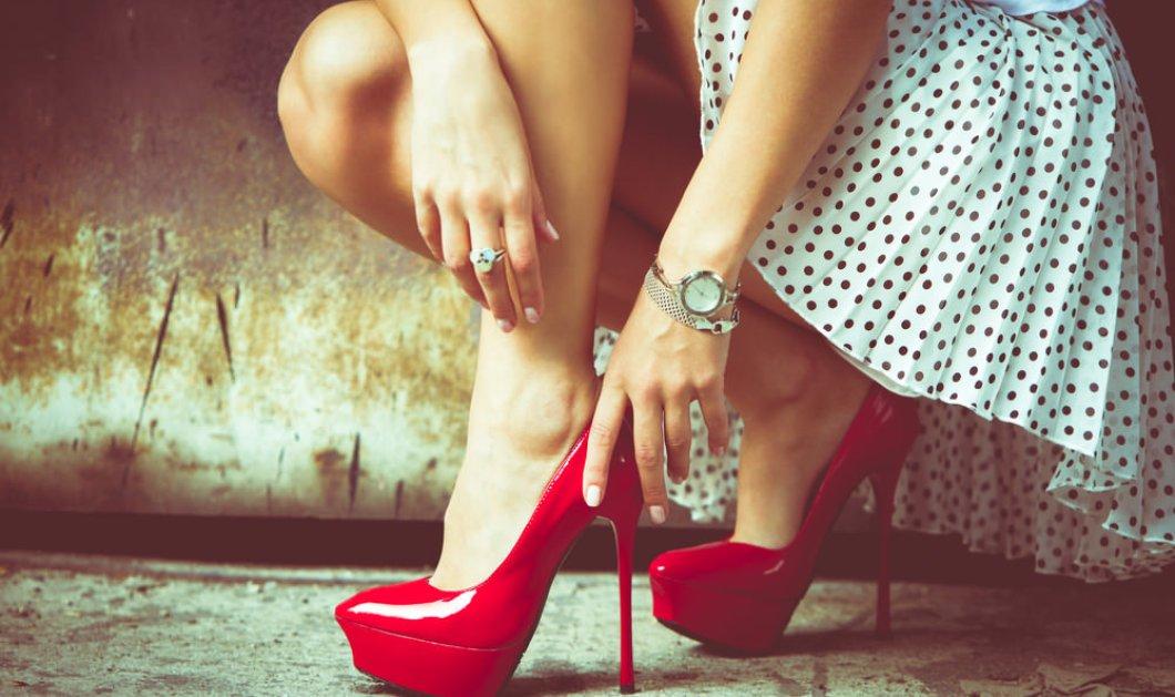 Έξυπνες λύσεις για έξυπνες γυναίκες - 6 tips για να μην σας ξαναπονέσει κανένα ζευγάρι παπούτσια - Κυρίως Φωτογραφία - Gallery - Video