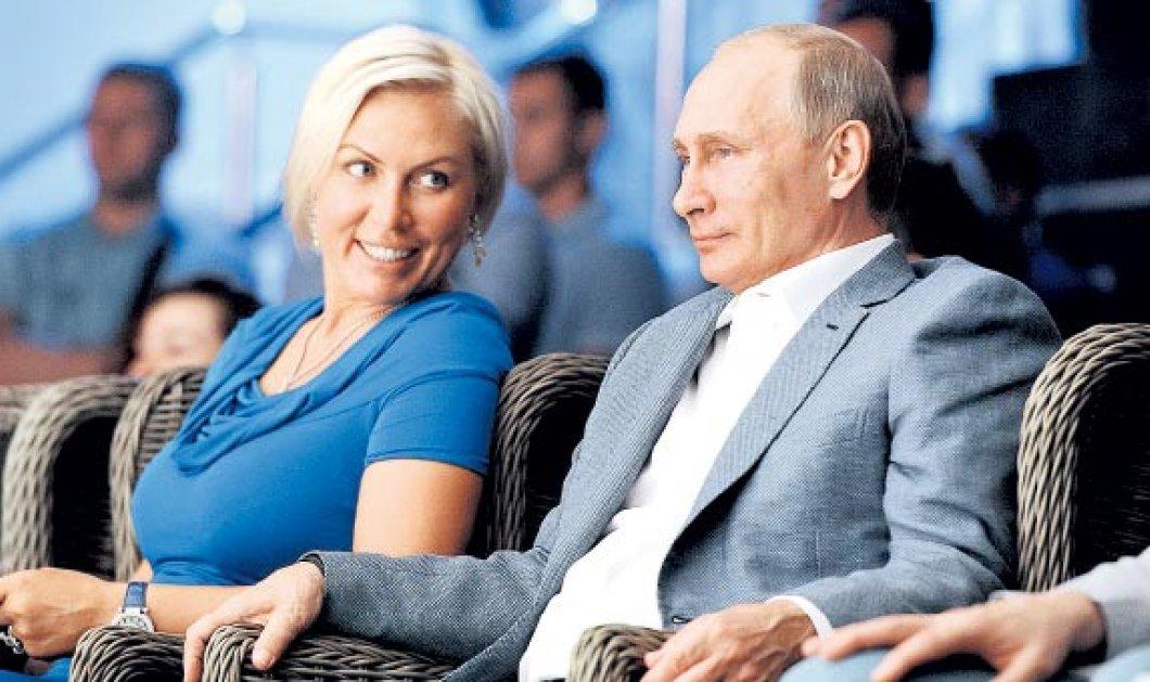 Σούπερ σέξι & δυνατή η νέα φιλενάδα του Βλάντιμιρ Πούτιν - Μποξέρ ετών 39 - Κυρίως Φωτογραφία - Gallery - Video
