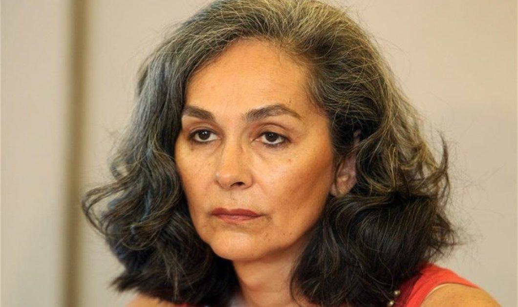 Εκτός ΣΥΡΙΖΑ η Ευρωβουλευτής Σοφία Σακοράφα - Όλη η επιστολή ανεξαρτητοποίησης της - Κυρίως Φωτογραφία - Gallery - Video