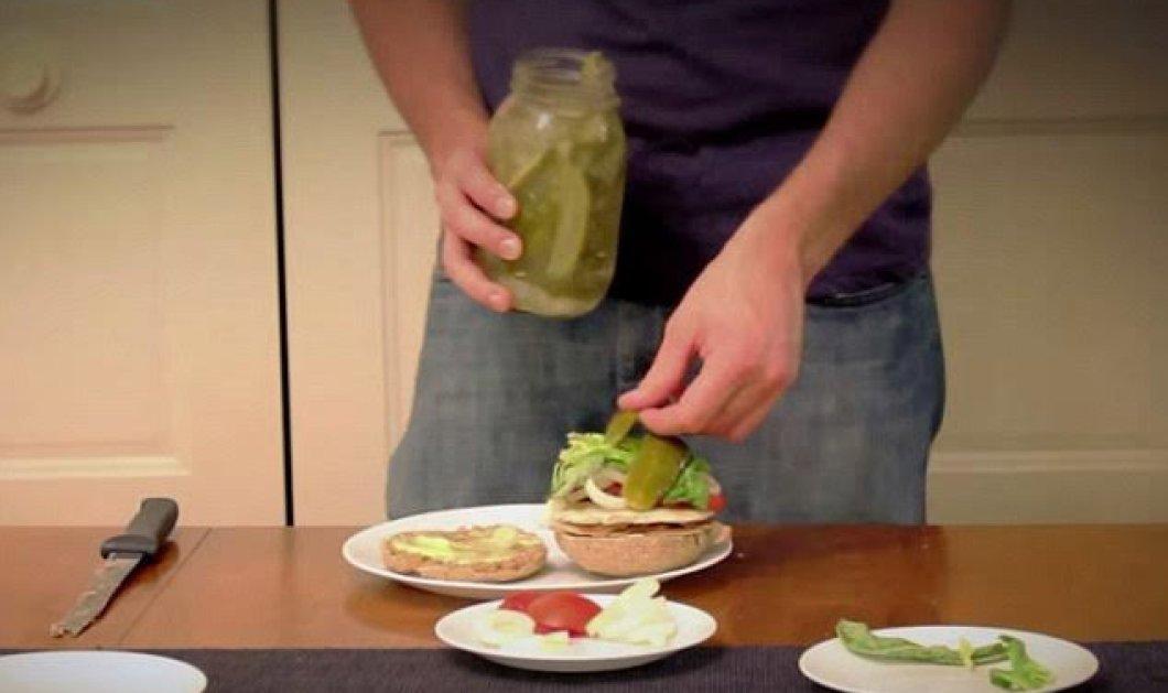 Βίντεο: Δείτε το σάντουιτς που κάνει 1.300 ευρώ και θέλει 6 μήνες για να φτιαχτεί - Κυρίως Φωτογραφία - Gallery - Video