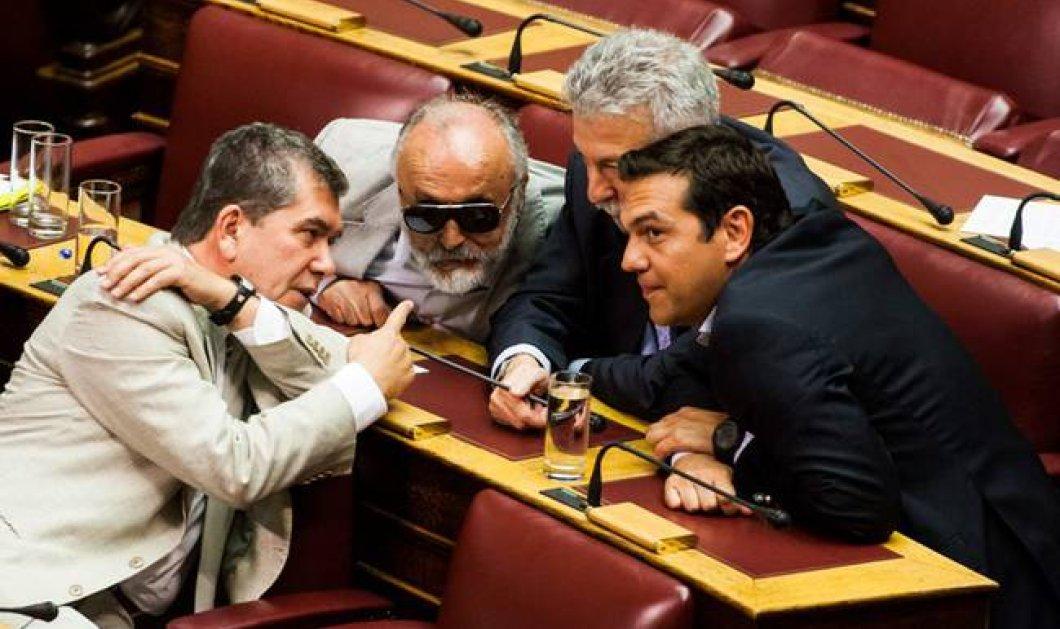 Εκτός ψηφοδελτίων ΣΥΡΙΖΑ ο Μητρόπουλος: Μπαλτάς στη θέση του; - Κυρίως Φωτογραφία - Gallery - Video