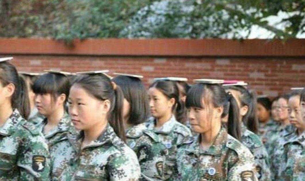 Στρατόπεδα απεξάρτησης στην Κίνα γι' αυτούς που είναι κολλημένοι με τα κινητά τους   - Κυρίως Φωτογραφία - Gallery - Video