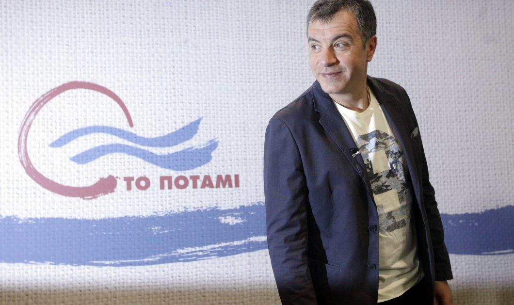 Στ. Θεοδωράκης: Διαθέτουμε και τις λύσεις και τα πρόσωπα - Το Ποτάμι έρχεται για να κυβερνήσει - Κυρίως Φωτογραφία - Gallery - Video