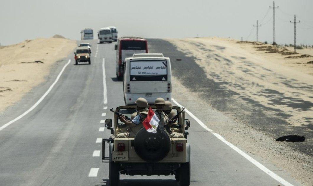 Τραγωδία στην Αίγυπτο: Σκότωσαν Μεξικανούς τουρίστες γιατί τους πέρασαν για τρομοκράτες - Κυρίως Φωτογραφία - Gallery - Video