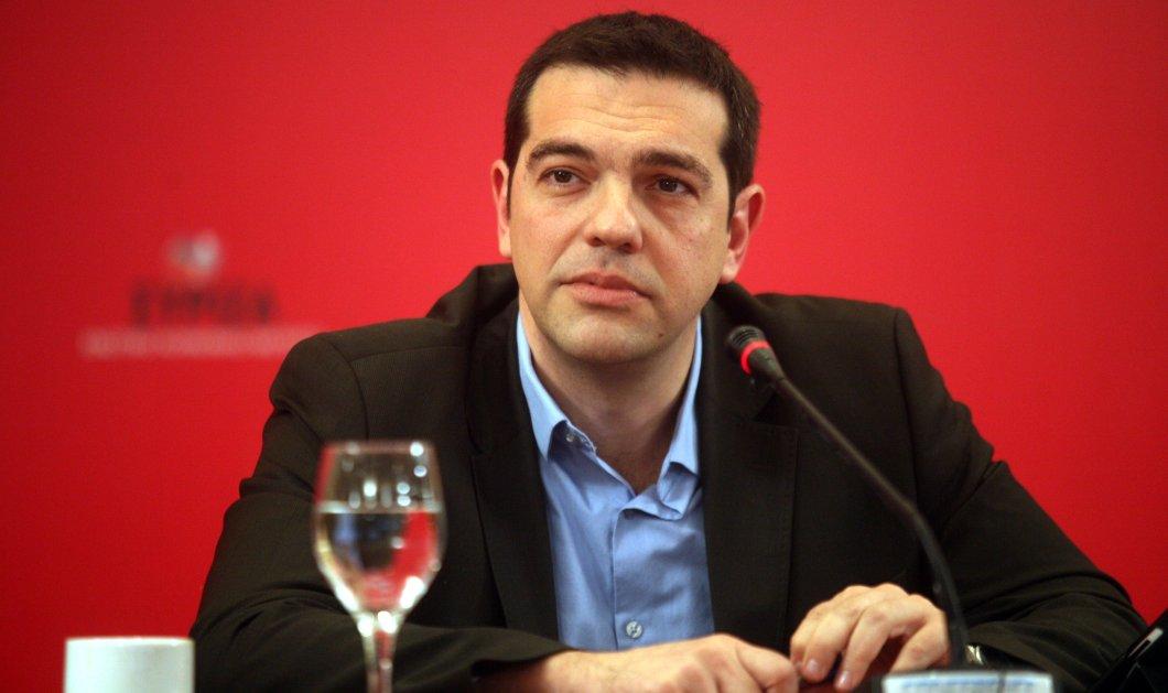 Άρθρο - παρέμβαση του Αλέξη Τσίπρα: Το πολιτικό σχέδιο του ΣΥΡΙΖΑ για ανάκαμψη της οικονομίας   - Κυρίως Φωτογραφία - Gallery - Video