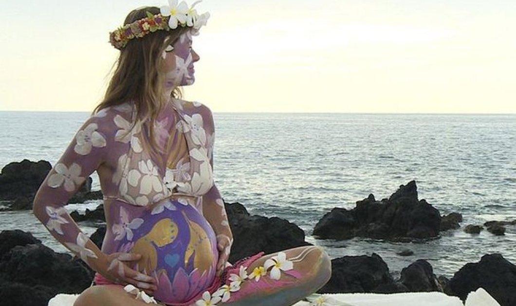 Η έγκυος που θα γεννήσει δίπλα σε δελφίνια & θα καλωσορίσει το παιδί της στον ωκεανό  - Κυρίως Φωτογραφία - Gallery - Video