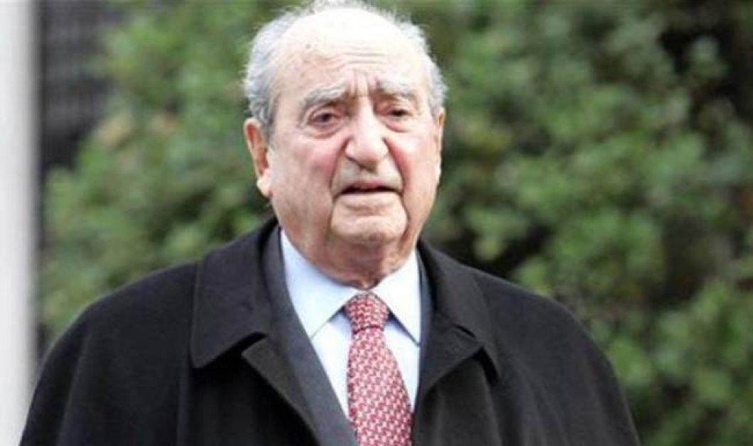 97 χρονών σήμερα ο Κωνσταντίνος Μητσοτάκης - Κυρίως Φωτογραφία - Gallery - Video
