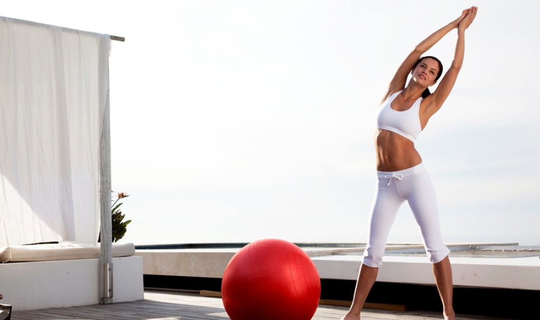 Δεν θες να γυμναστείς; Να τι πρέπει να κάνεις για να το αλλάξεις!      - Κυρίως Φωτογραφία - Gallery - Video