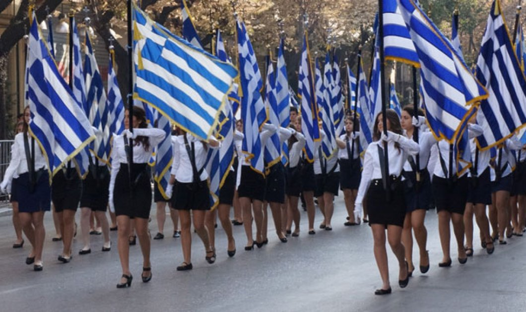 Στις 11 η παρέλαση 28ης Οκτωβρίου στο Σύνταγμα  - Δείτε τις κυκλοφοριακές ρυθμίσεις σε Αθήνα και Πειραιά   - Κυρίως Φωτογραφία - Gallery - Video