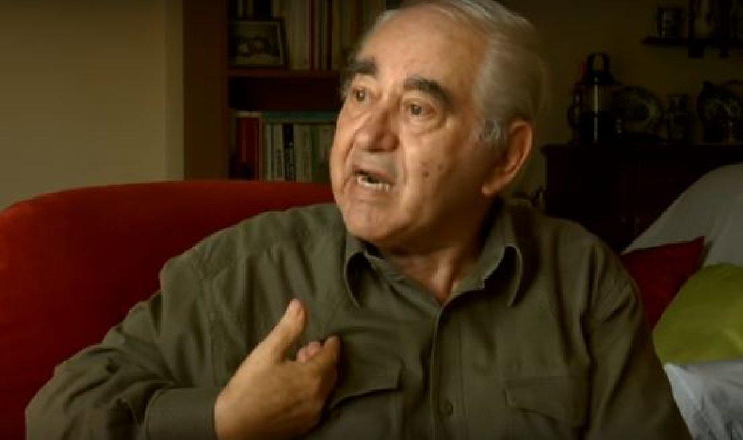Παναγιώτης Γεωργόπουλος: Ήμουν μαθητής του δημοτικού όταν βομβαρδίστηκε η Πάτρα στις 28/10/1940 - Συγκινητική διήγηση - Κυρίως Φωτογραφία - Gallery - Video