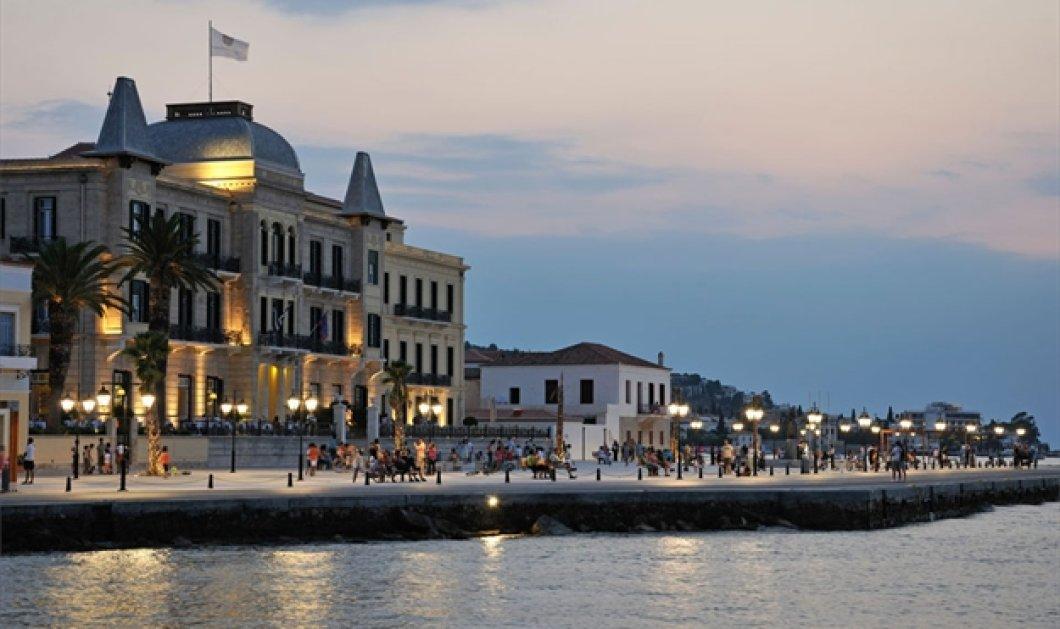Οι Σπέτσες είναι το νησί που ονειρευόταν ο Μάρδας - Τι αποκαλύπτει το Saronic Magazine; - Κυρίως Φωτογραφία - Gallery - Video