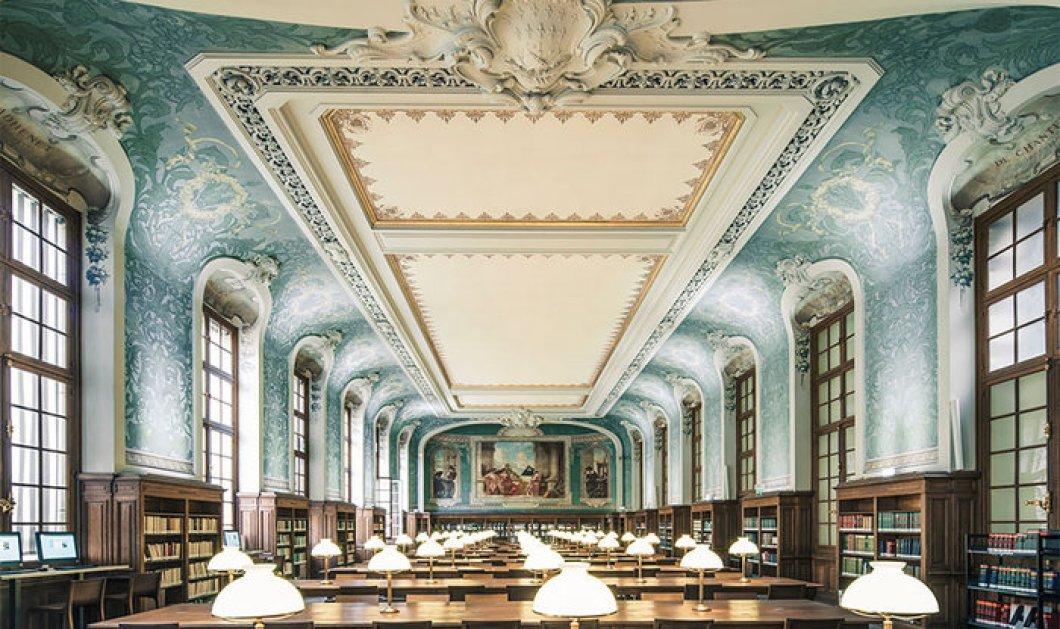 Ξενάγηση στις πιο όμορφες βιβλιοθήκες σε όλο τον κόσμο- Μοιάζουν με παλάτια ή μουσεία - Κυρίως Φωτογραφία - Gallery - Video