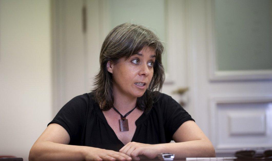Η Καταρίνα με θεό της τον Τσίπρα διεκδικεί την νίκη στις εκλογές της Πορτογαλίας – Δείτε την - Κυρίως Φωτογραφία - Gallery - Video