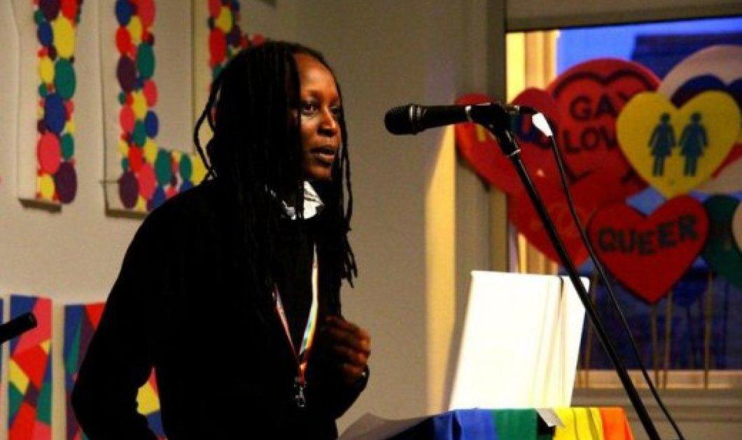 """""""Εναλλακτικό Βραβείο Νόμπελ"""" - Σε ακτιβίστρια για τα δικαιώματα ομοφυλοφίλων στην Ουγκάντα - Κυρίως Φωτογραφία - Gallery - Video"""