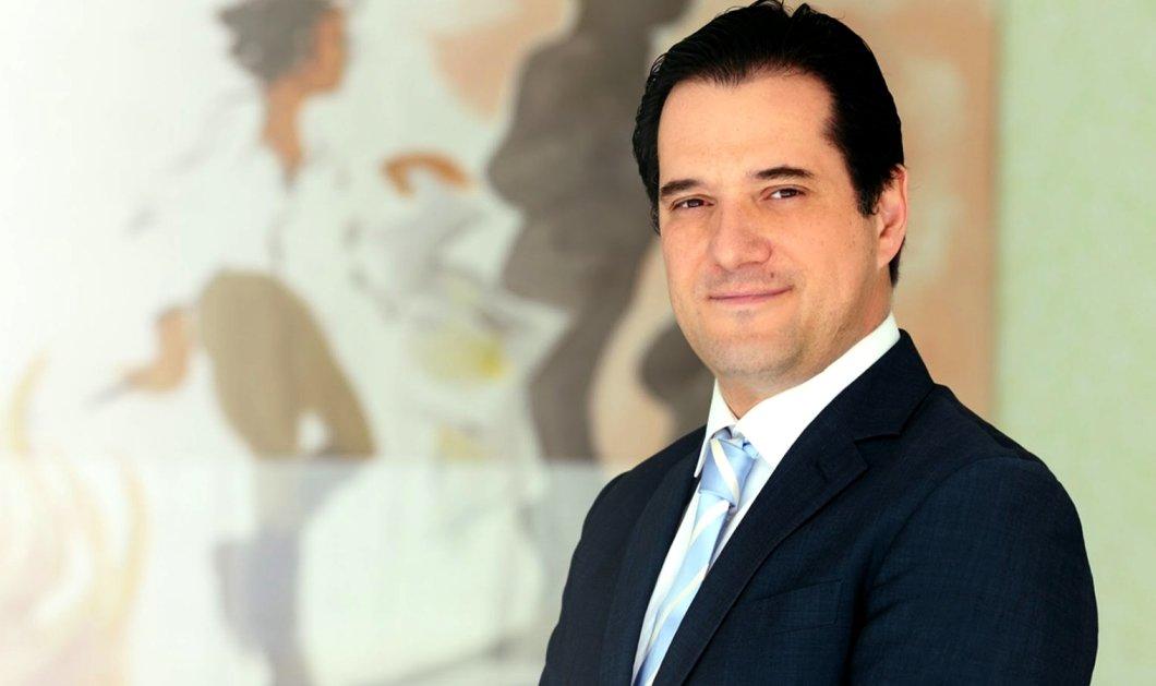 Ξανά υποψήφιος ο Άδωνις Γεωργιάδης δείτε το βίντεο  - Κυρίως Φωτογραφία - Gallery - Video