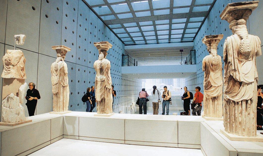20 από 12 ευρώ  το εισιτήριο για το Μουσείο της Ακρόπολης - Ακριβαίνουν τα εισιτήρια για αρχαιολογικούς χώρους & μουσεία - Κυρίως Φωτογραφία - Gallery - Video