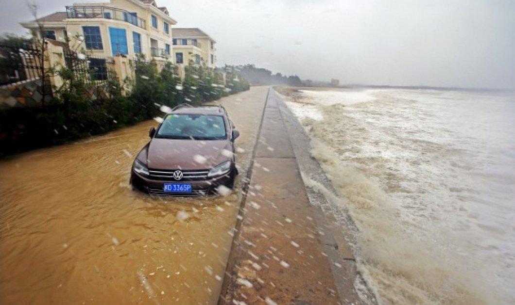 Φονικός τυφώνας στην Κίνα - 19 νεκροί και 4 αγνοούμενοι - Κυρίως Φωτογραφία - Gallery - Video