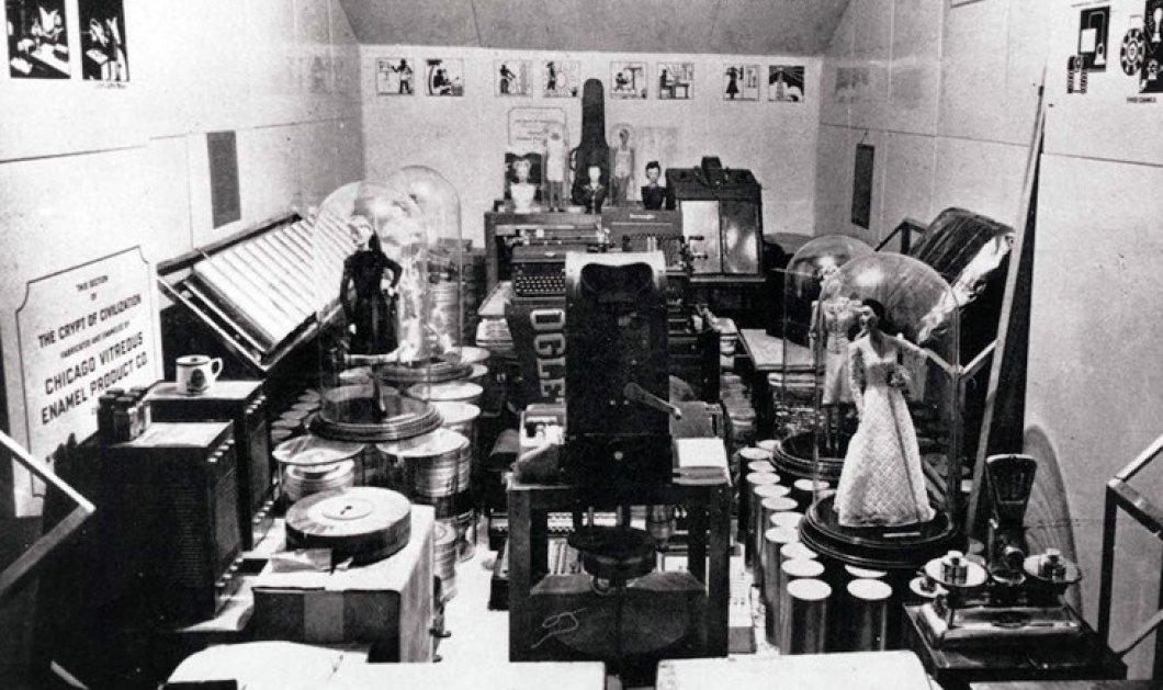 Τρομακτικό!!! Έκλεισαν ένα δωμάτιο το 1940 & θα το ανοίξουν το 8113 - Τι έχουν βάλει μέσα; Όλη η λίστα - Κυρίως Φωτογραφία - Gallery - Video