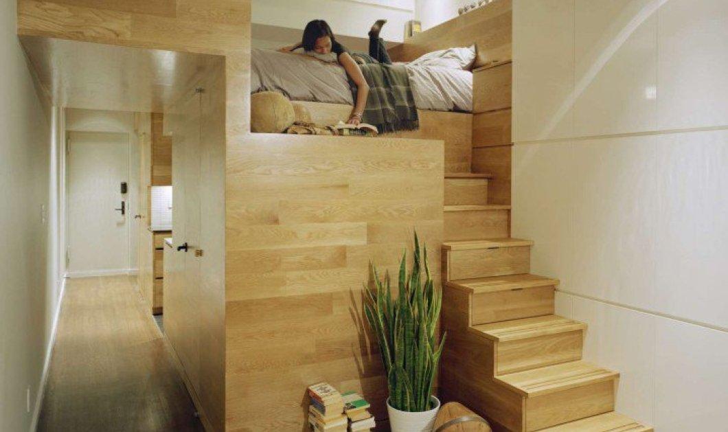 Φανταστικές ιδέες για αιωρούμενα κρεβάτια που δεν πιάνουν χώρο & μοιάζουν βγαλμένα από παραμύθι    - Κυρίως Φωτογραφία - Gallery - Video