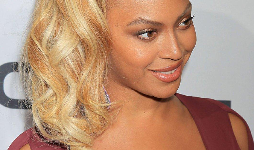 Πρόστυχο το σάπιο μήλο φουστάνι της Beyonce - Καμαρώνει με ασορτί γουναρικό    - Κυρίως Φωτογραφία - Gallery - Video