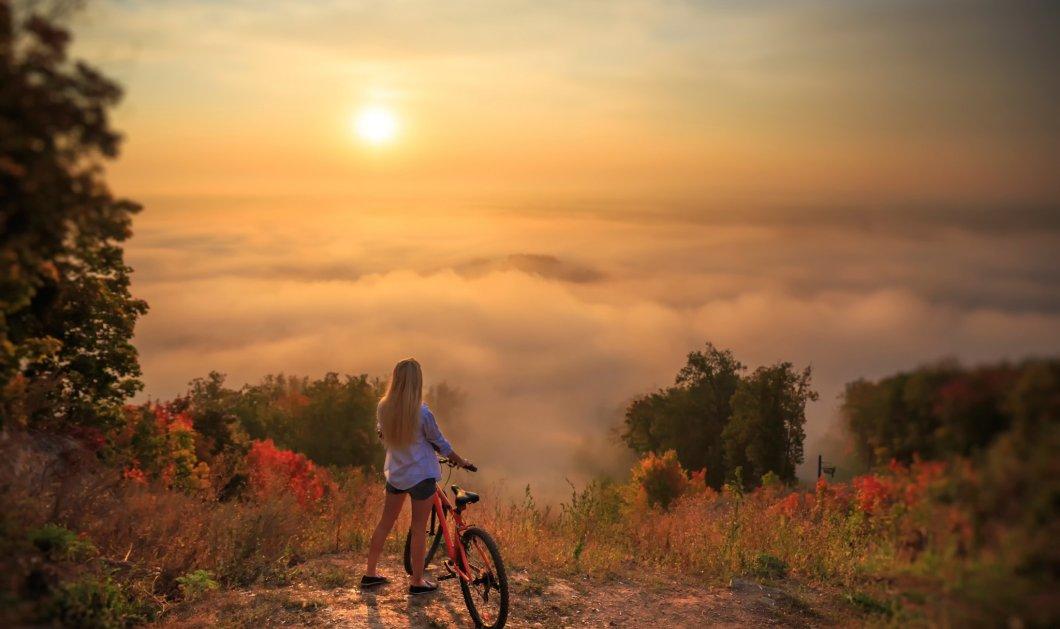 Ποια είναι τα οφέλη του ποδηλάτου στη ζωή και την υγεία μας; - Δείτε εδώ!  - Κυρίως Φωτογραφία - Gallery - Video